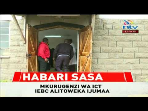 The body of IEBC Director of ICT Chris Musando had injuries