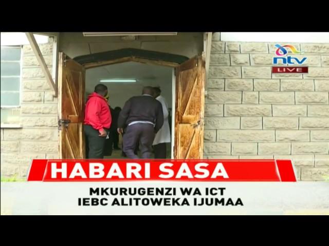 The body of IEBC Director of ICT Chris Musando had injuries