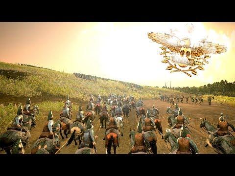 Total War: Rome II - Армения (Возрождение легенды) #1