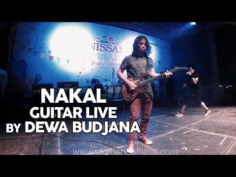 Free download Mp3 lagu Dewa Budjana - Nakal [LIVE] (Guitar Cam)