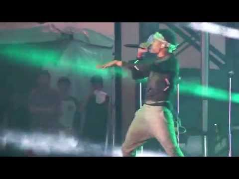 Chance the Rapper - Juice - Live 7/19/2015 Pitchfork Music Festival Chicago
