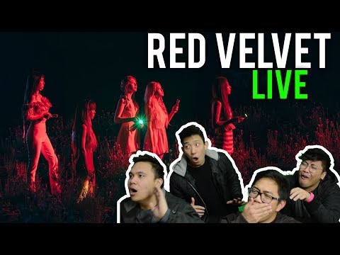 YOU BETTER KNOW that the RED FLAVOR is tasty (REDV LIVE Reactions)