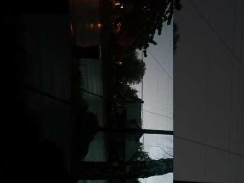 Thunderstorm in Yakima