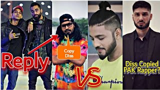 YOUNG STUNNERS angry on Emiway   'Say my name' Copy - Raftaar VS Emiway again start ?
