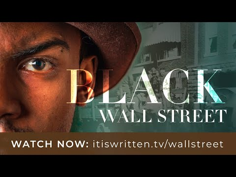 Black Wall Street Trailer