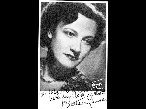 VACKSBOOK_2017  A RECITAL OF HANDEL ARIAS   KATHLEEN FERRIER