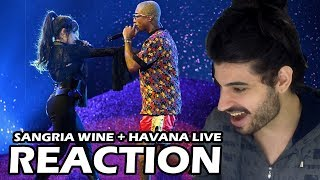Camila Cabello & Pharrell Williams - Sangria Wine + Havana Billboard Music Awards 2018 (REACTION)