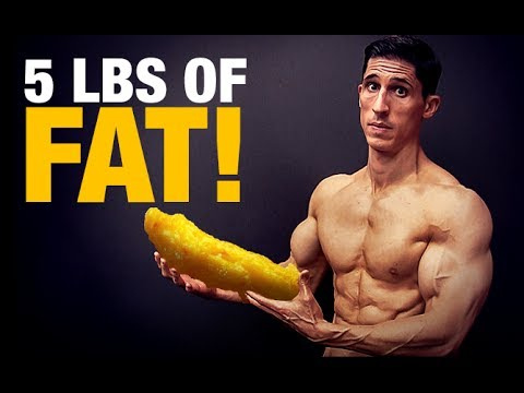 The Best Way to Lose 5 LBS of Body Fat (AND FASTEST!)