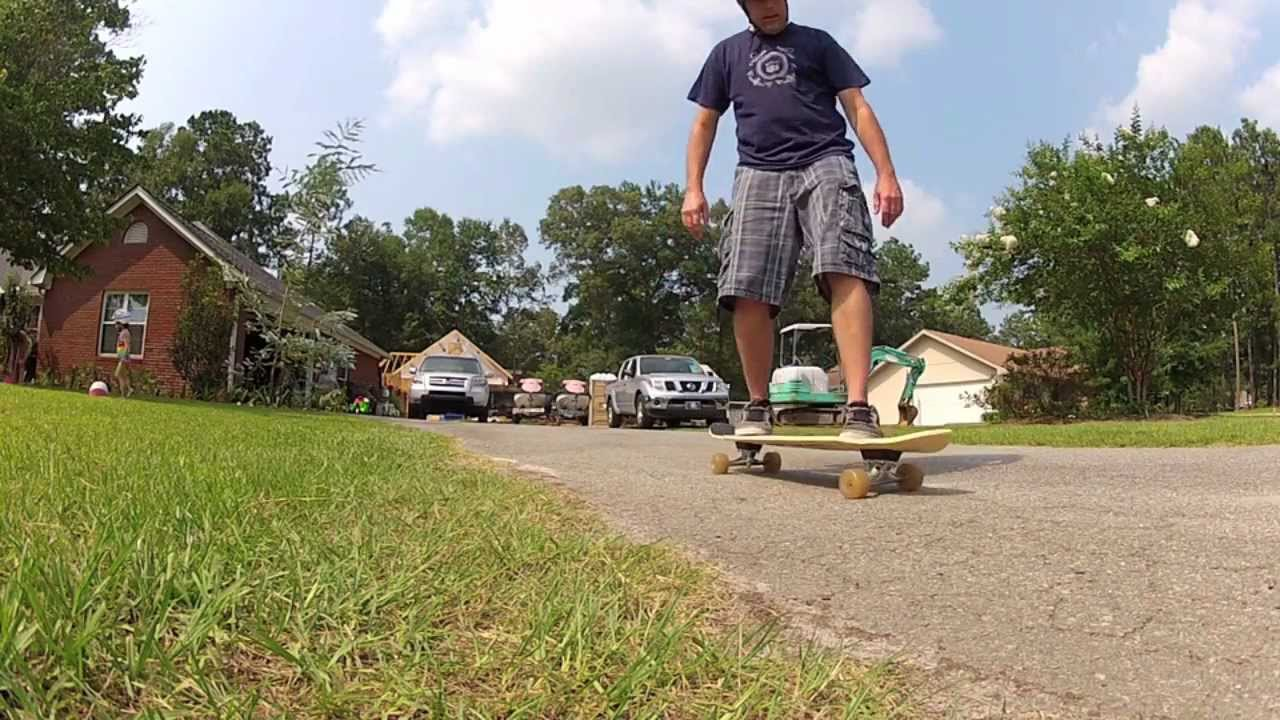 Safety First Longboarding