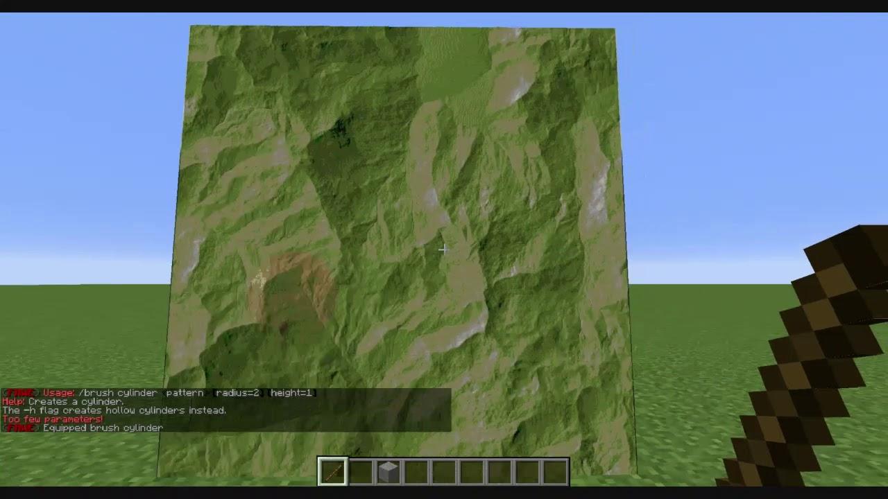 minecraft worldedit 1.12.1