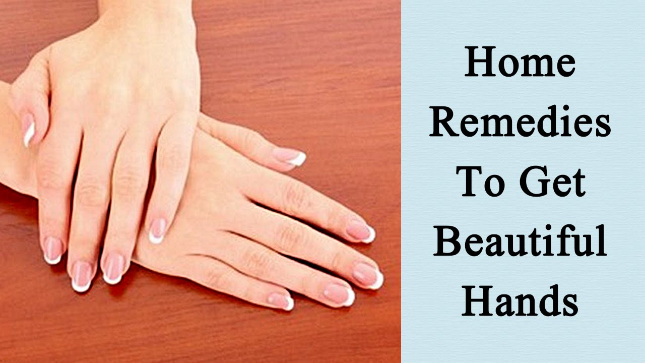 How To Do Hand Care / Home Remedies for Hand Care and Manicure @ ekunji