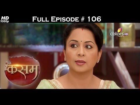 Kasam - 1st August 2016 - कसम - Full Episode (HD) thumbnail