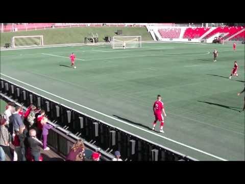 Ottawa Fury Sr Academy vs CS Longueuil PLSQ Sept 25/16