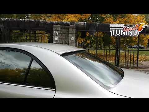 Спойлер на стекло Тойота Авенсис 2 Т25 / Козырек Toyota Avensis 2 T25 / Тюнинг запчасти AOM Tuning