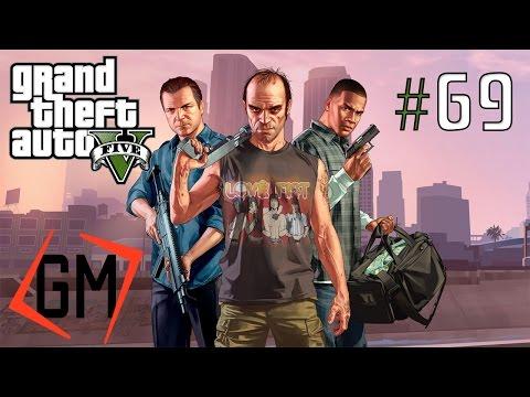 Walktrough: GTA 5 - Das große Ding #69