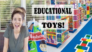 Educational Toys For A 1 Year Old!