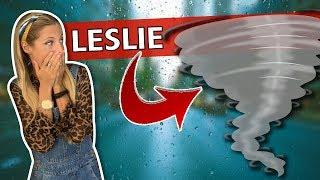 O Furacão Leslie mudou-nos os planos!! | WEEKLY VLOG #9 | @MarianaBossy