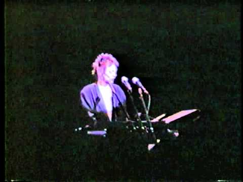 Laurie Anderson 1990 - Empty Places (Full Performance)
