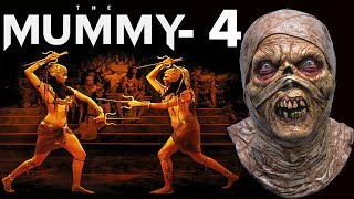 Mummy-4 [தமிழ்] Tamil Movie | Tamil Dubbed Hollywood Movie | Action-adventure fantasy horror Movie