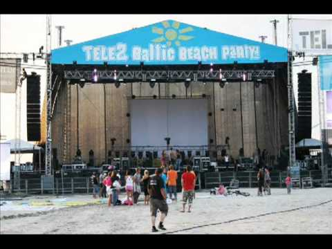 Next-Proaudio LA12 - Baltic Beach Party 2009