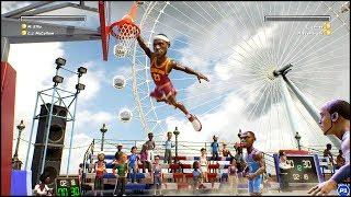 NBA PLAYGROUND PC GAMEPLAY