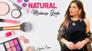Natural Makeup Look by Ayesha Omar