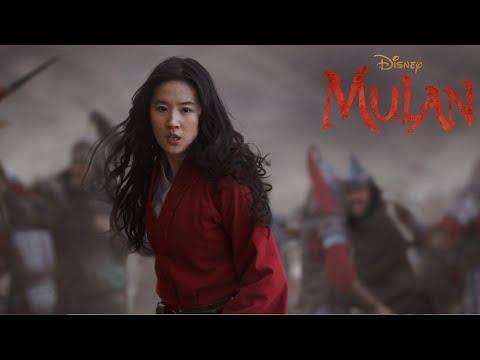 Disney's Mulan   Big Game Sneak Peek