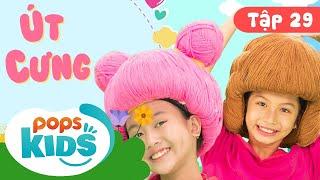 Mầm Chồi Lá Tập 29 - 👭 Út Cưng 👭 Ca Nhạc Thiếu Nhi Hay Cho Bé Trên Kênh POPS Kids