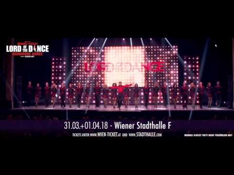 Lord of the Dance - created by Michael Flatley | 31.3. und 1.4.2018 @ Wiener Stadthalle