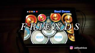 RealDrum - FRIENDS Anne-Marie & Marshmello