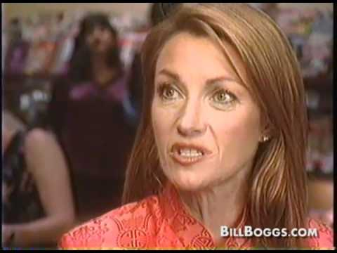 Jane Seymour Interview with Bill Boggs
