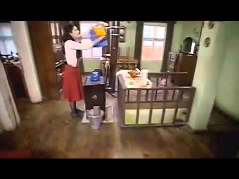 Чёрная любовь  1 серия, русская озвучка