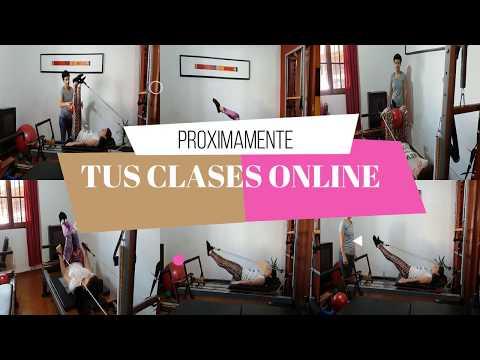 Proximamente tus clases Online - Estudio Pilates Conexion
