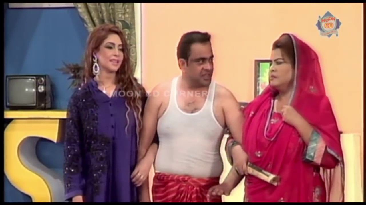 Best of Mahnoor with Gulfaam |  New Pakistani Stage Drama Full Comedy Show 2016