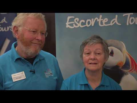 European Escorted Tours Presentation Day
