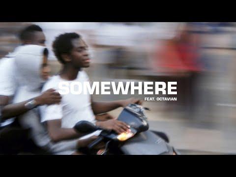 The Blaze Ft. Octavian - Somewhere (Audio)