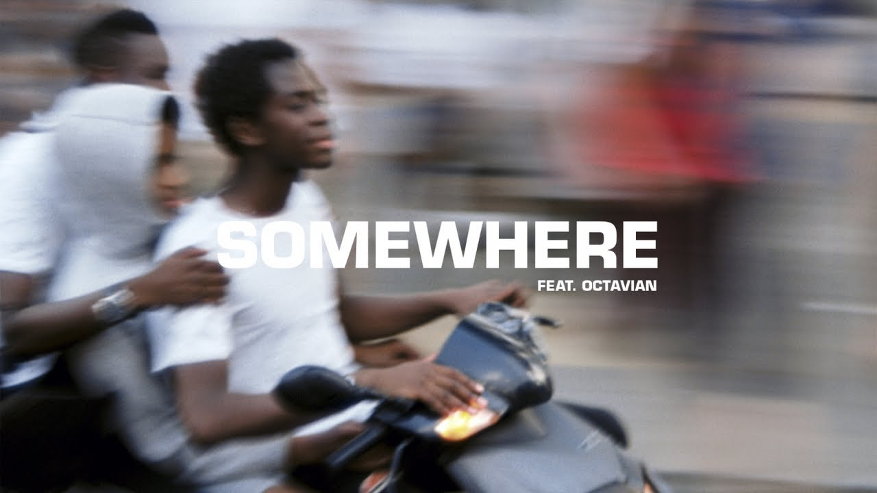 The Blaze Ft. Octavian - Somewhere (Audio)