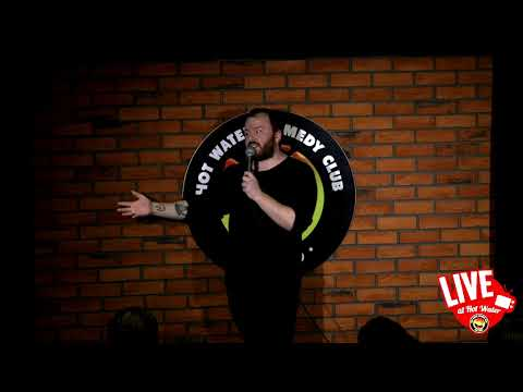 Jack Vincent | LIVE at Hot Water Comedy Club