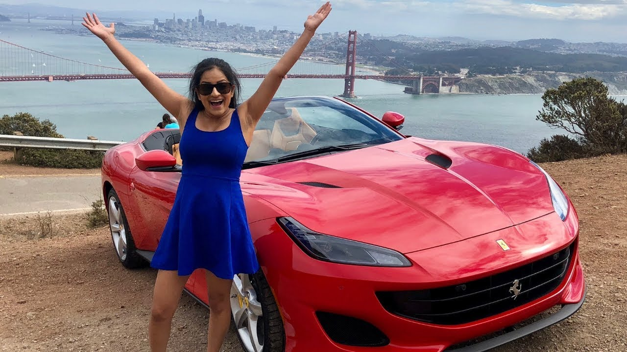 WHY THE NEW FERRARI PORTOFINO IS THE BEST 4 SEAT CONVERTIBLE EVER