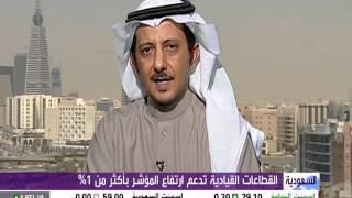 العربية – افتتاح السوق 8/2/2016 | مستقبل أسواق النفط ،، وأداء قطاع التأمين