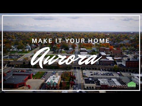 Neighborhood Facts:  Aurora, IL