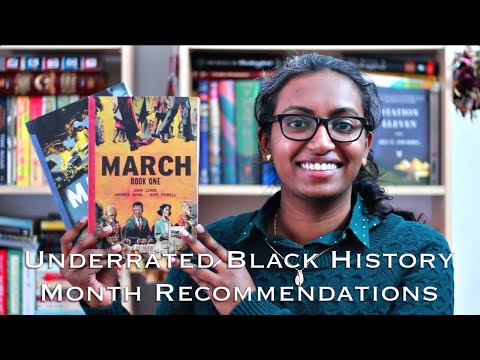 Underrated Books To Read for Black History Month