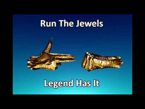 Run The Jewels - Legend Has It - Karaoke