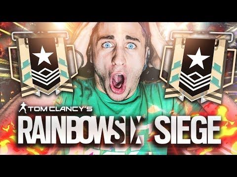 PLATINO - GLITCH VERGOGNOSO, BASTA! - Rainbow Six Siege Road To Diamond