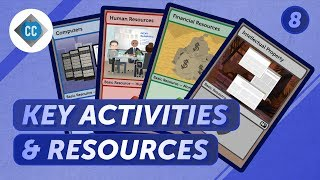 The Core of a Business - Key Activities & Resources: Crash Course Business Entrepreneurship #8
