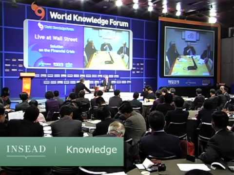 World Knowledge Forum: 'Live on Wall Street'