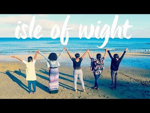 ISLE OF WIGHT TRAVEL DIARY| FionaBrianne