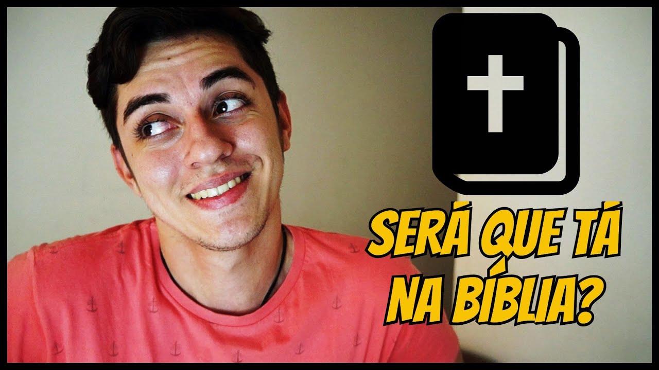 5 Frases Que Não Estão Na Bíblia Luz Câmera Salvação Youtube