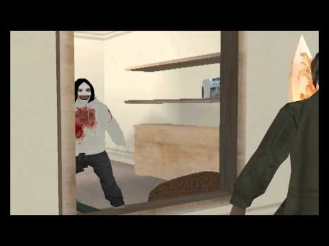 JEFF THE KILLER  RAP  DeiGamer  GTA San Andreas  Thomas Agustin