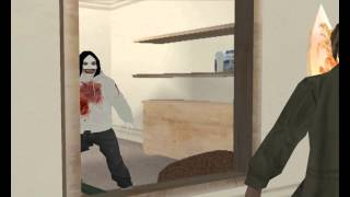 JEFF THE KILLER | RAP (By DeiGamer) | GTA San Andreas (By Thomas Agustin)